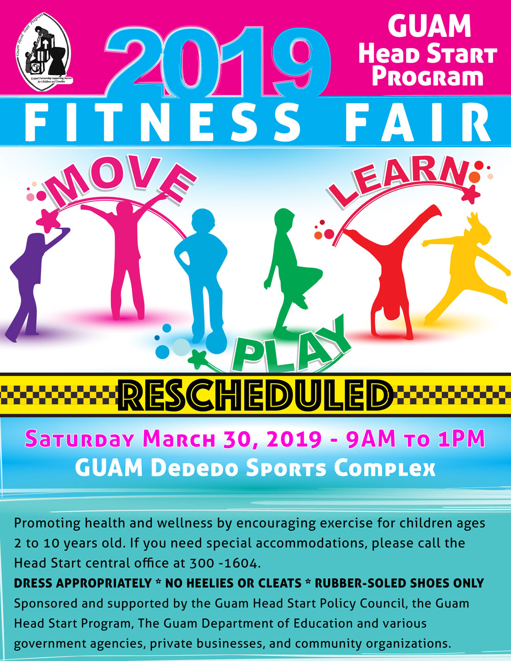 10 Special Needs Organizations You >> Guam Head Start Program Guam Department Of Education Gdoe