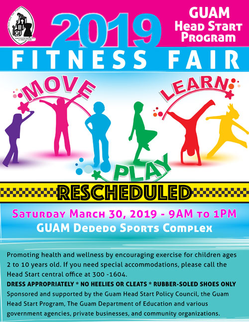 Children's Fitness Fair