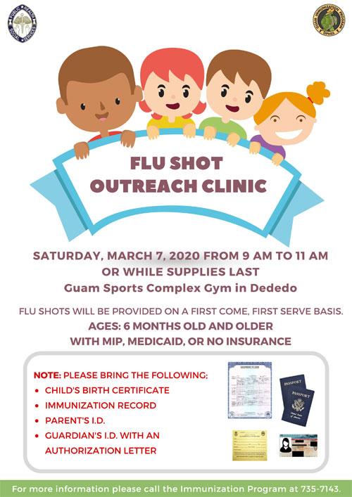 Flu Shot Outreach