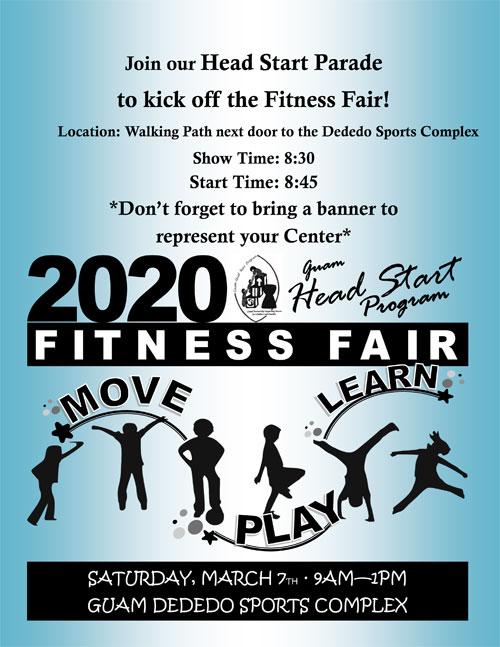 2020 Fitness Fair